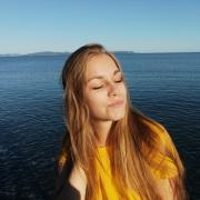 Студийные фотосессии в Владивостоке, Ирина, 23 года