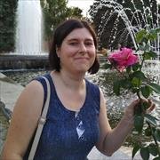 Набор нотного текста, Дарья, 39 лет