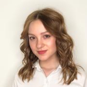 Пирсинг брови, Ольга, 24 года