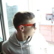 Установка драйверов жесткого диска в Челябинске, Евгений, 20 лет
