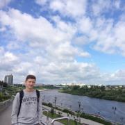 Уборка подъездов в Тюмени, Евгений, 22 года