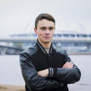 Уборка территории в Санкт-Петербурге, Игорь, 25 лет