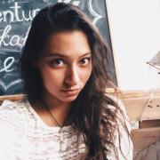 Художественный редактор, Ольга, 27 лет