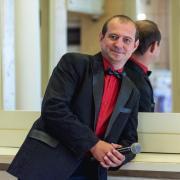 Организация и проведение юбилеев, Олег, 43 года
