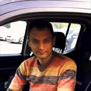 Водитель-курьер на личном автомобиле, Андрей, 46 лет