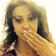 Биотатуаж бровей, Ирина, 35 лет
