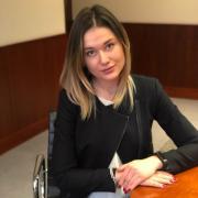 Юристы у метро Улица Горчакова, Елена, 27 лет