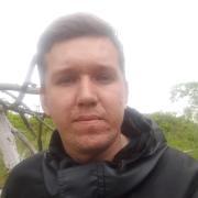 Рытьё траншеи в Челябинске, Антон, 33 года