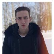 Фотографы на юбилей в Ярославле, Григорий, 20 лет