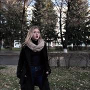 Организация мероприятий в Томске, Виктория, 20 лет