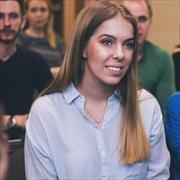 Проведение промо-акций в Челябинске, Анастасия, 27 лет