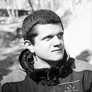 Курьерская доставка цветов в Санкт-Петербурге, Олег, 37 лет