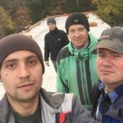 Шпатлевка потолка, Игорь, 28 лет
