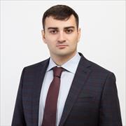 Юристы у метро Тульская, Георгий, 35 лет