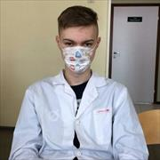 Личный тренер в Волгограде, Елисей, 21 год