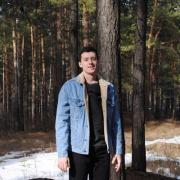Обучение этикету в Барнауле, Андрей, 23 года