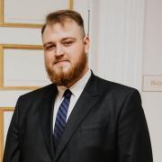 Курьер на месяц в Томске, Вадим, 26 лет
