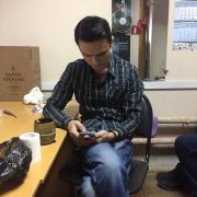 Замена жесткого диска MacBook в Астрахани, Артем, 29 лет