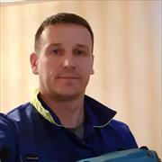 Установка натяжных потолков, Александр, 45 лет