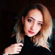 Точечный массаж спины, Евгения, 26 лет