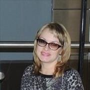 Профессиональный массаж лица в Екатеринбурге, Елена, 40 лет