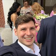 Доставка выпечки на дом - Октябрьское Поле, Иван, 34 года