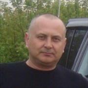 Аренда авто на час, Сергей, 58 лет