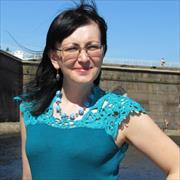 Художественный редактор, Елена, 42 года