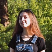 Фотографы на юбилей в Томске, Анастасия, 20 лет
