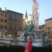 Обучение итальянскому языку, Ирина, 55 лет