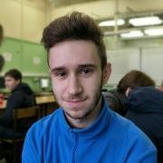 Раздача листовок, Андрей, 21 год