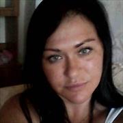 Бразильское выпрямление волос, Оксана, 41 год