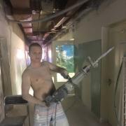 Цены на ремонт металлических дверей в Перми, Александр, 37 лет