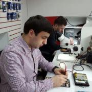 Замена микрофона iPhone 5S, Артур, 29 лет