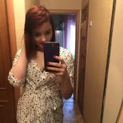 Косметический массаж лица, Анастасия, 21 год