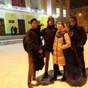 Уборка помещений в Томске, Александр, 20 лет