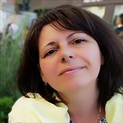 Восковая эпиляция лица, Анжелика, 52 года