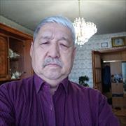 Укладка тактильных плиток в Астрахани, Туремурат, 66 лет