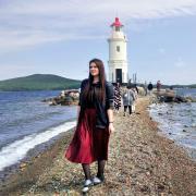 Репетитор ораторского мастерства в Владивостоке, Анастасия, 21 год