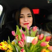 3D татуировки в Саратове, Юлия, 35 лет