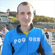 Постер по фотографии в Нижнем Новгороде, Сергей, 36 лет