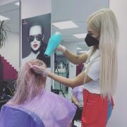 Голливудское наращивание волос, Полина, 32 года