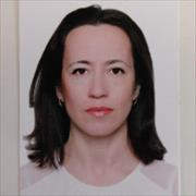 Адвокаты у метро Калужская, Марина, 43 года