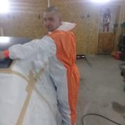Ремонт вмятин без покраски в Набережных Челнах, Валерий, 33 года