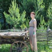 Студийные фотосессии в Хабаровске, Нина, 29 лет