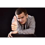 Мультяшный портрет на заказ, Сергей, 33 года