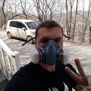 Проведение промо-акций в Владивостоке, Максим, 24 года