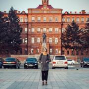 Фотографы на корпоратив в Хабаровске, Юлия, 21 год