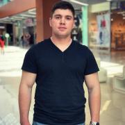 Массаж в Саратове, Рафаэль, 26 лет
