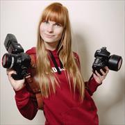 Поиск фотографа, Юлия, 25 лет